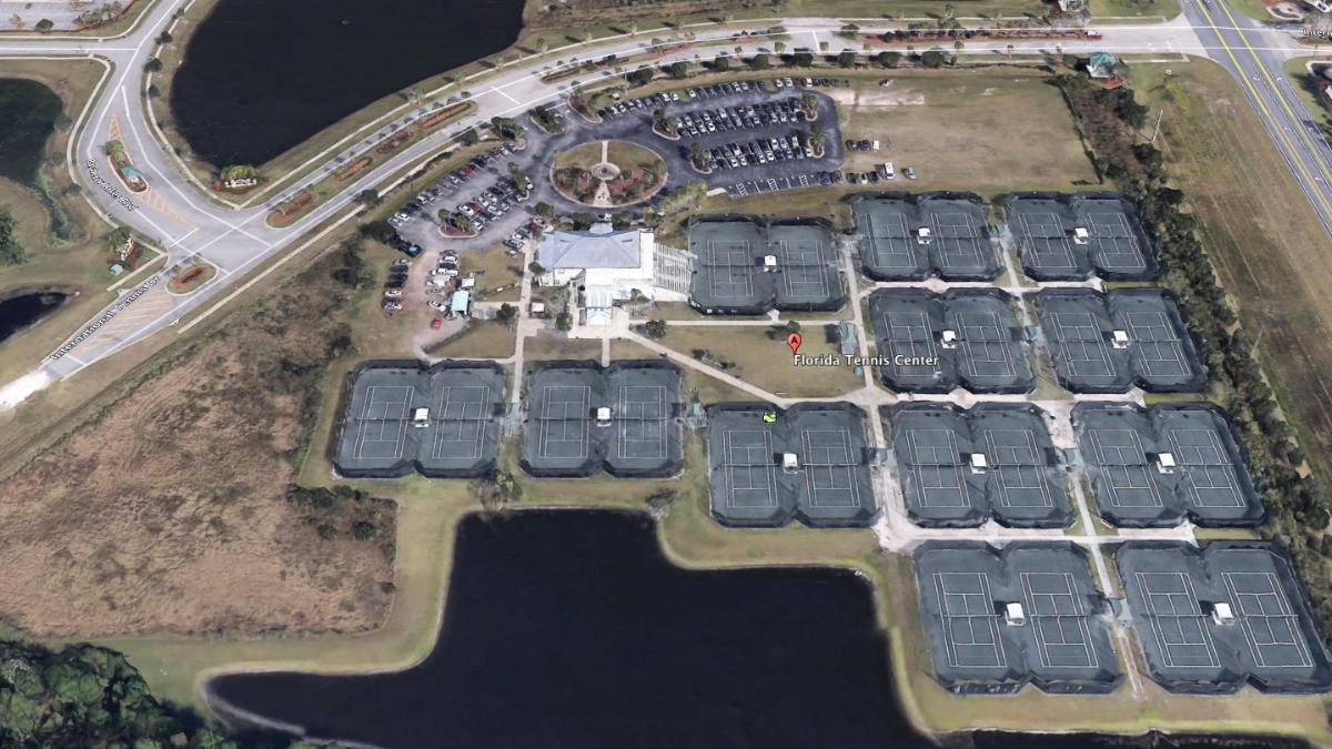 Florida Tennis Center Courts