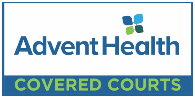 Advent Health Covered Courts