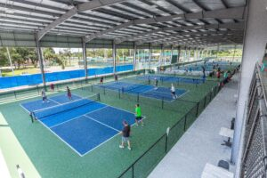 AdventHealth Covered Courts