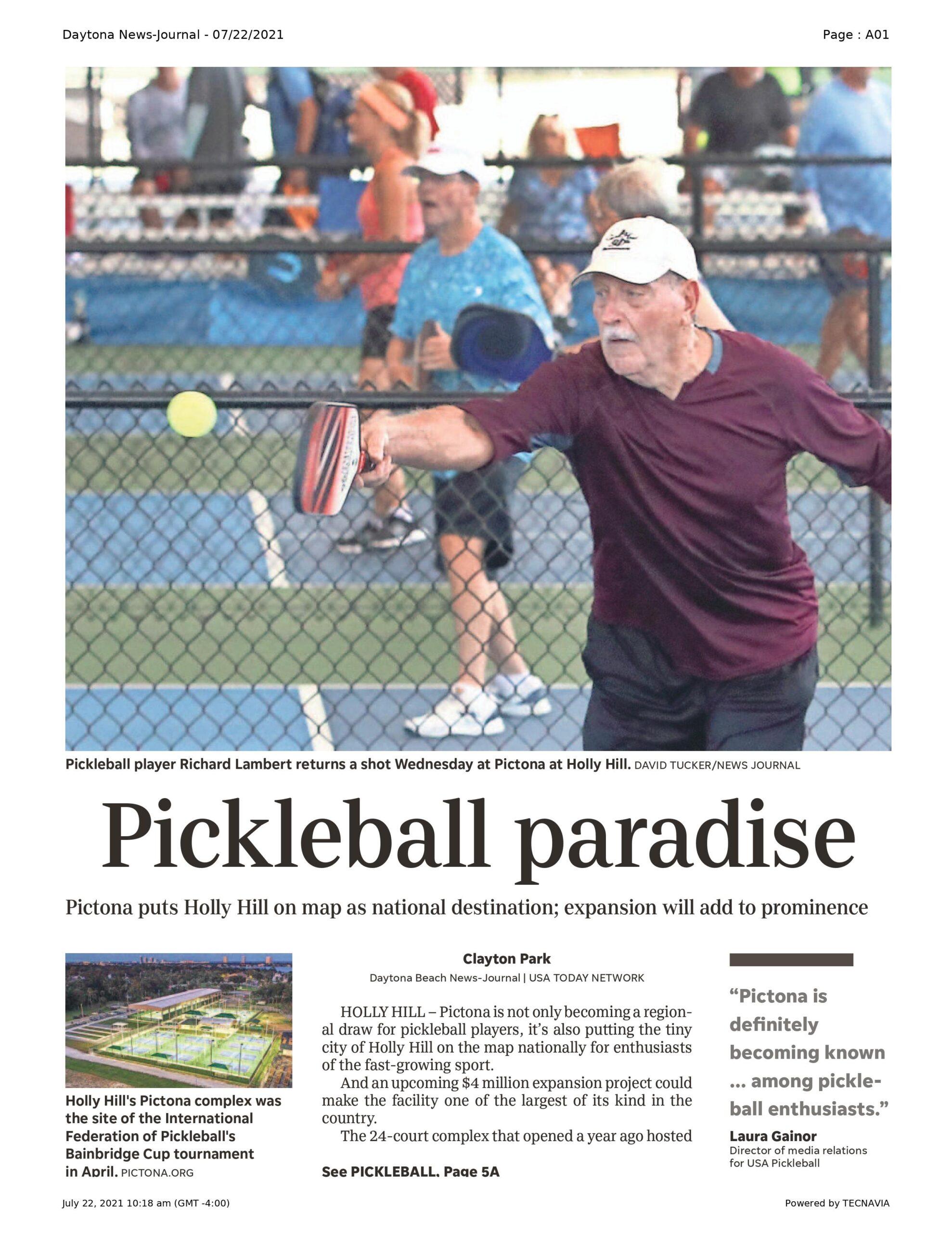 News Journal 7.22